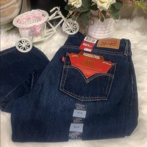 Levi's Denim - 501 LEVI'S Original Fit Jeans